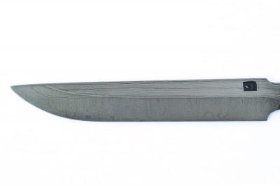 """Клинок """"Скандинав"""" 150 двухпакетный дамаск."""