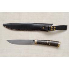 Нож из булатной стали №37